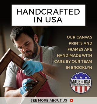 Handcrafted In USA - Image