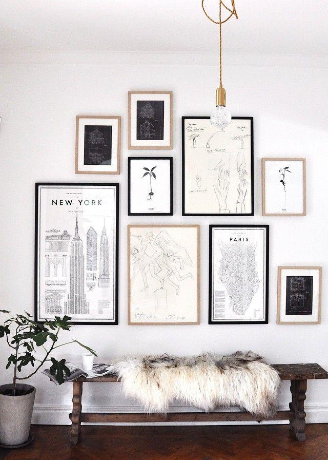 Arttoframes Blog Gallery Walls 101Getting Started